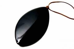Kette-Wasserbueffel-Horn-schwarz-polliert-1-scaled